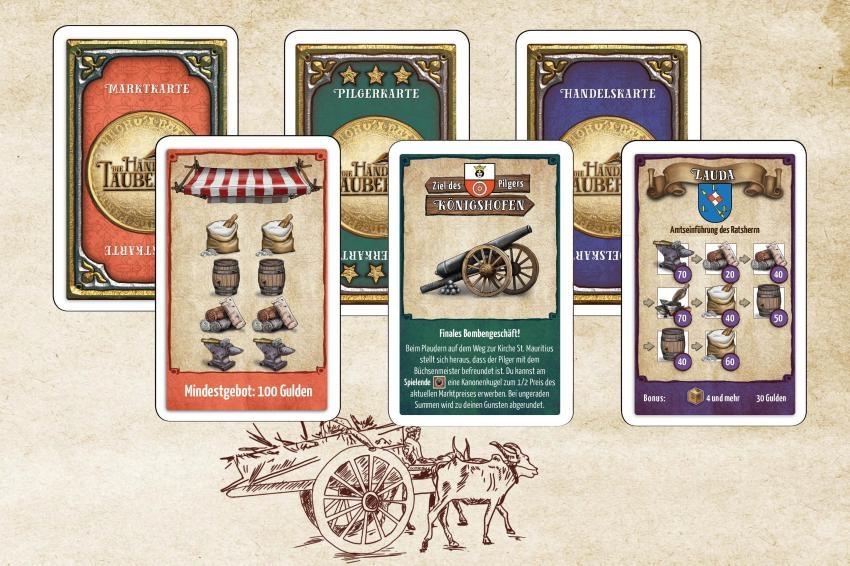 Zusätzliche Spielkarte