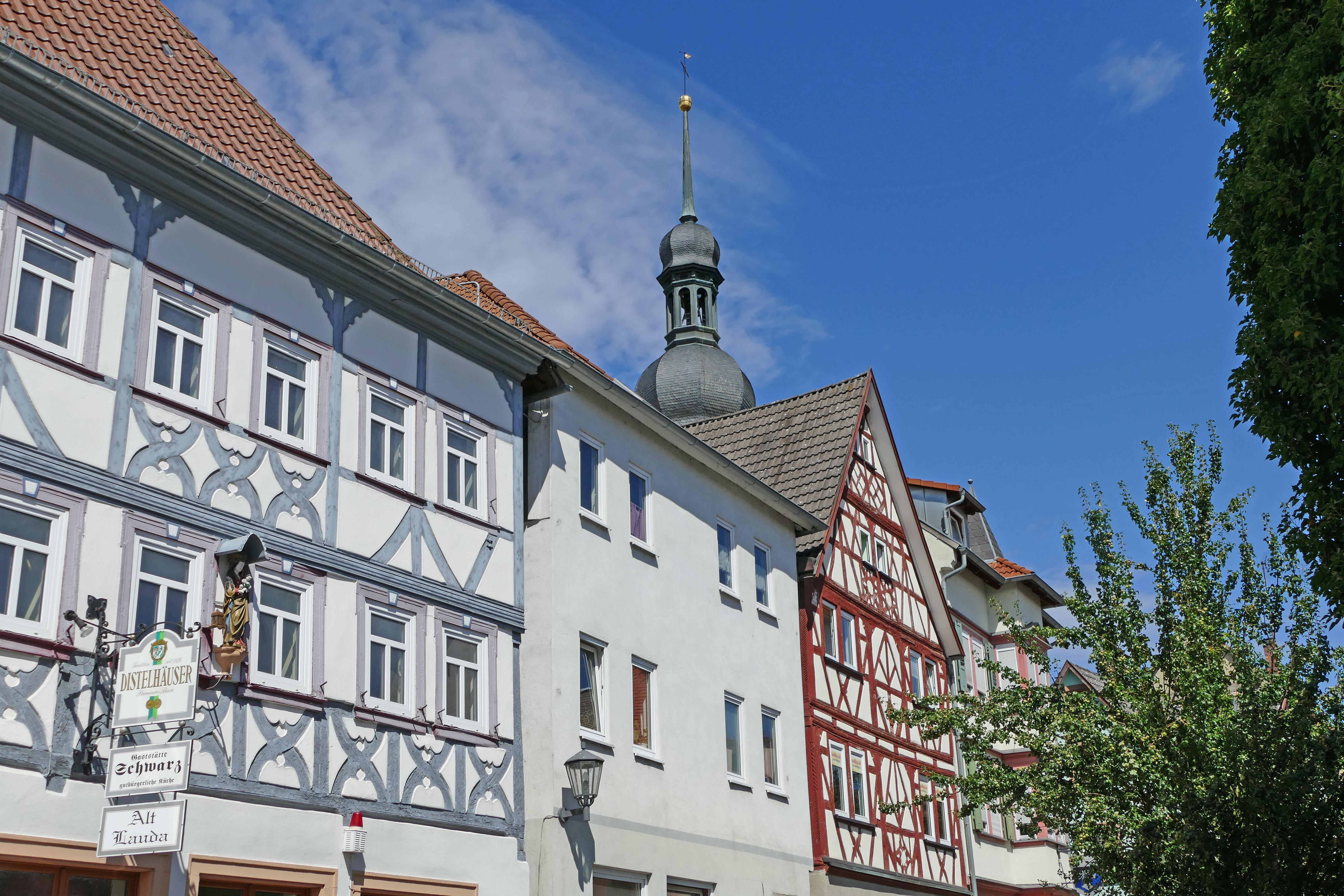 Huren Lauda-Königshofen